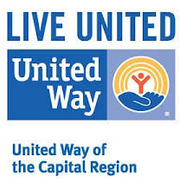 Thank you to our November Meeting sponsor!  United Way Capital Region